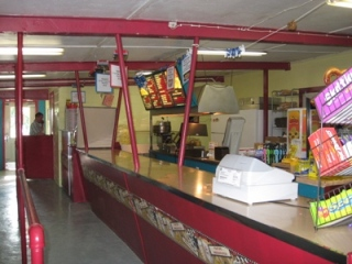 AG Drive-In Inside Concession Stand 2